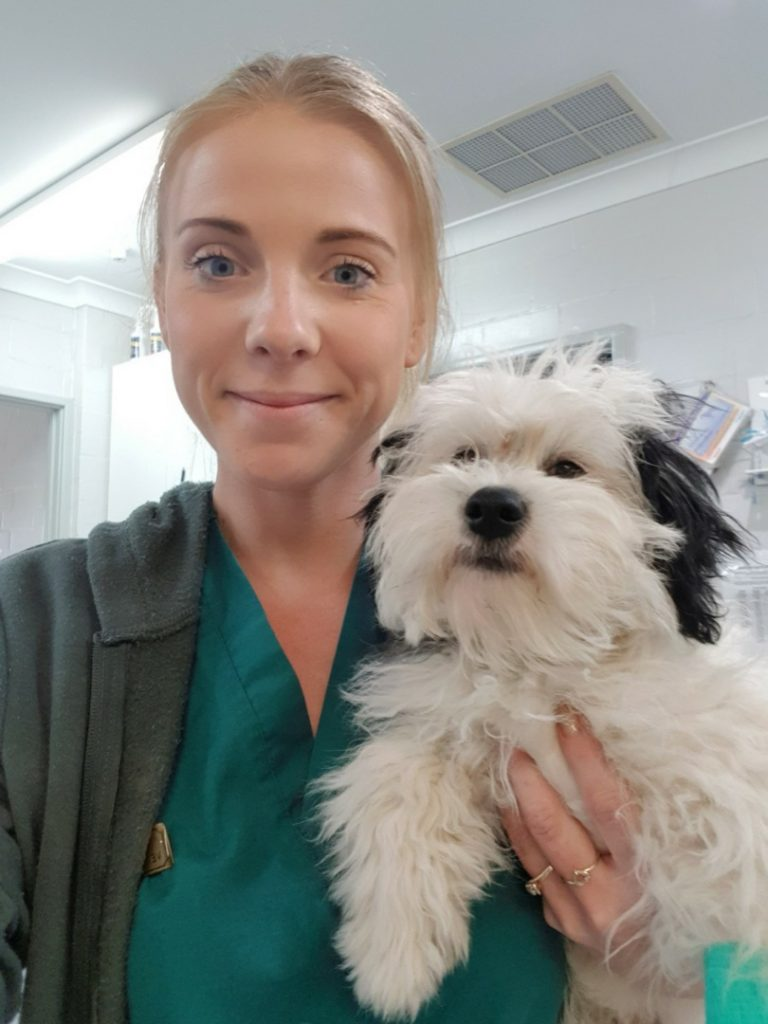Kirsty Brooks Kwinana Vet Hospital